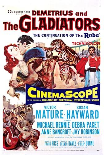 Demetrius and the Gladiators 1954 1080p BluRay x265-RARBG