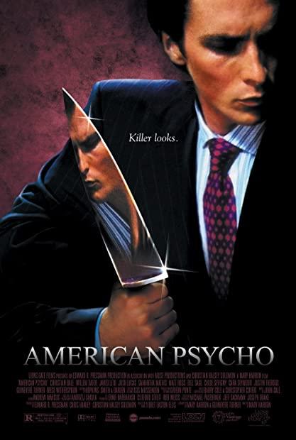 American Psycho 2000 UNCUT REMASTERED 720p BluRay 999MB HQ x265 10bit-Galax ...