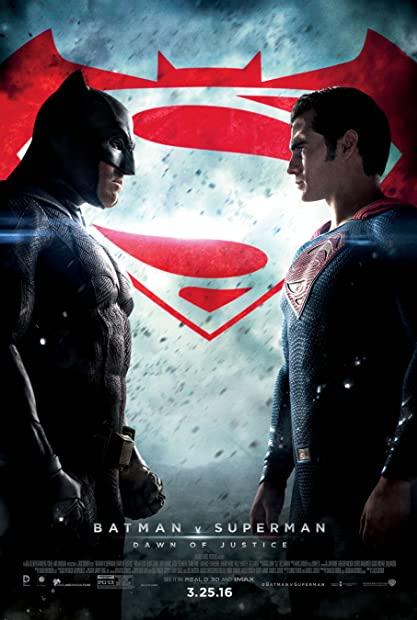 Batman v Superman Dawn of Justice 2016 EXTENDED 720p BluRay 999MB HQ x265 10bit-GalaxyRG