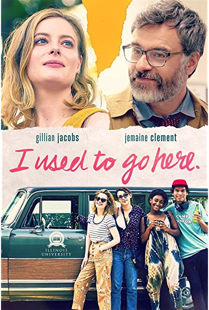 I Used To Go Here 2020 HDRip XviD AC3-EVO