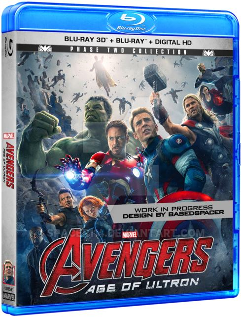 Avengers Age of Ultron 2015 720p BluRay Hindi English x264 AAC 5 1 MSubs - LOKiHD - Telly