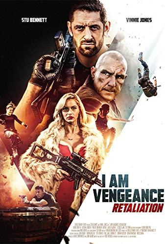 I Am Vengeance Retaliation 2020 720p BRRip XviD AC3-XVID