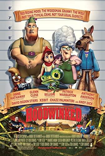 Hoodwinked 2005 1080p BluRay x265-RARBG