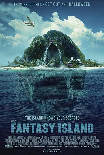 Fantasy Island 2020 UNRATED 720p BluRay Hindi English x264 AAC 5 1 MSubs - LOKiHD - Telly