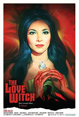 The Love Witch (2016) [720p] [BluRay] [YTS MX]
