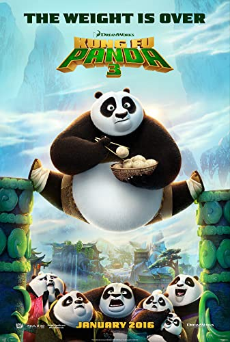 Kung Fu Panda 3 (2016) [720p] [BluRay] [YTS MX]