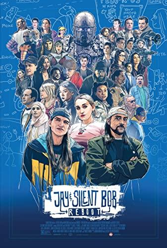 Jay and Silent Bob Reboot 2019 1080p BluRay x265-RARBG