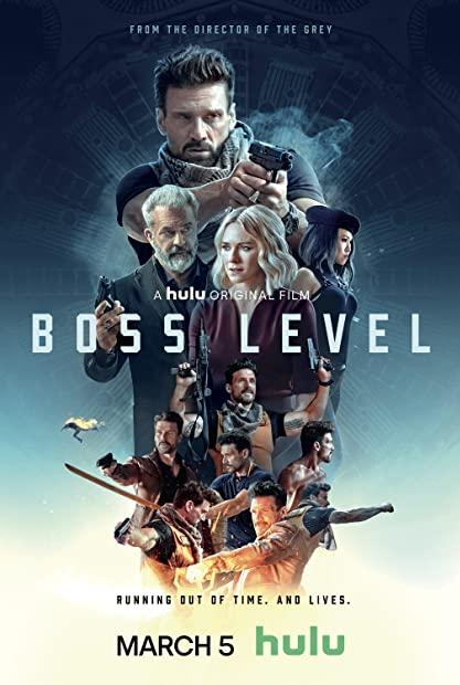 Boss Level (2021) Hindi Dub 720p BDRip Saicord
