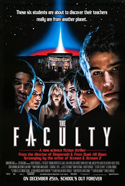 The Faculty 1998 720p BluRay 999MB HQ x265 10bit-GalaxyRG