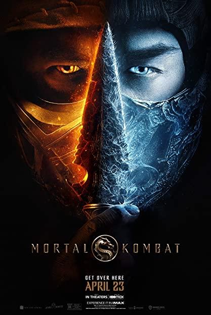 Mortal Kombat 2021 BRRip XviD AC3-EVO
