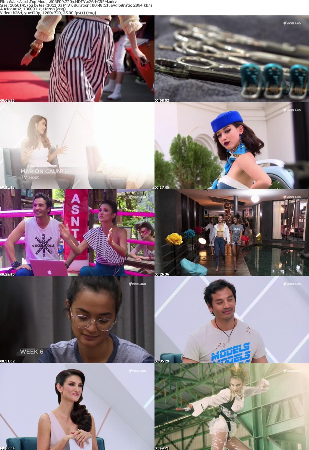 Asias Next Top Model S06E09 720p HDTV x264-CBFM