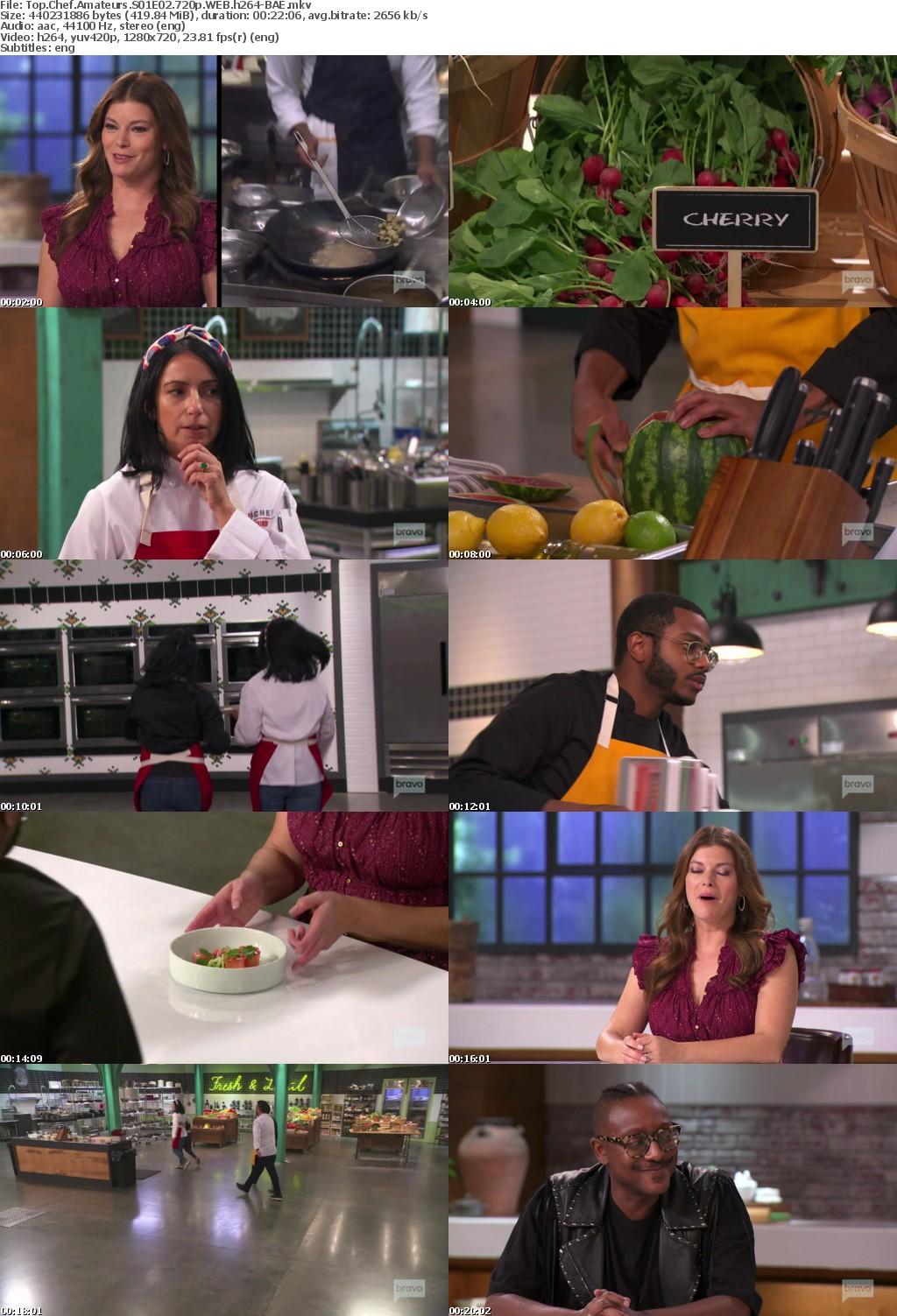 Top Chef Amateurs S01E02 720p WEB h264-BAE