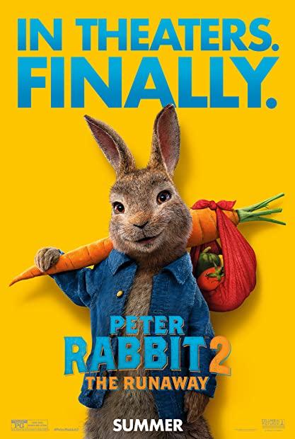 Peter Rabbit 2 (2021) Hindi Dub 1080p WEBRip Saicord