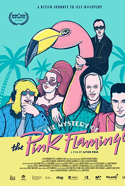 The Mystery of the Pink Flamingo 2020 720p WEBRip 800MB x264-GalaxyRG