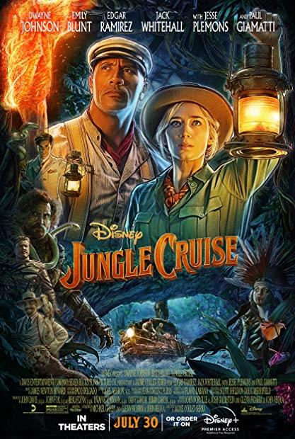 Jungle Cruise 2021 1080p DSNP WEBRip 1400MB DD5 1 x264-GalaxyRG