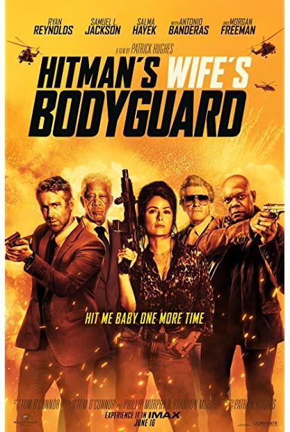 The Hitmans Wifes Bodyguard 2021 1080p BluRay 1400MB DD5 1 x264-GalaxyRG