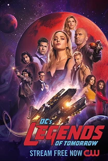 DCs Legends Of Tomorrow S06E14 720p WEB x265-MiNX