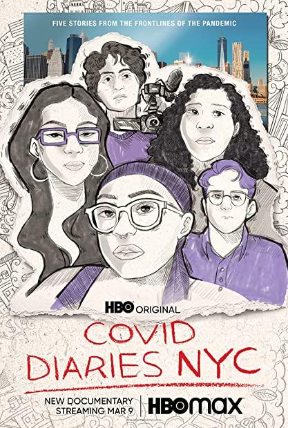 Covid Diaries NYC (2021) Hindi Dub WEB-DLRip Saicord