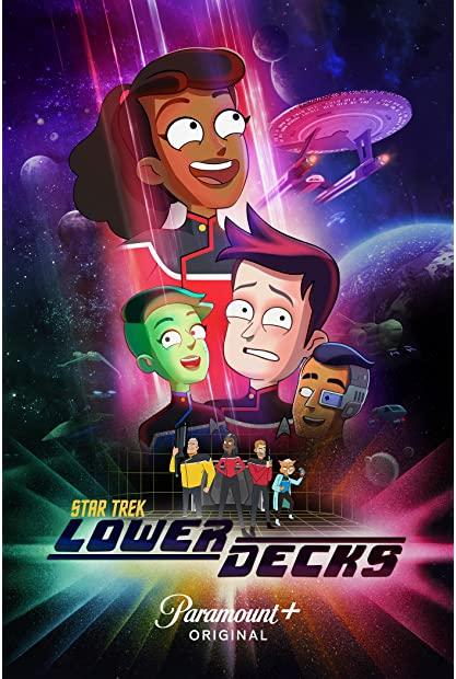 Star Trek Lower Decks S02E05 An Embarrassment of Dooplers 720p AMZN WEBRip DDP5 1 x264-NTb