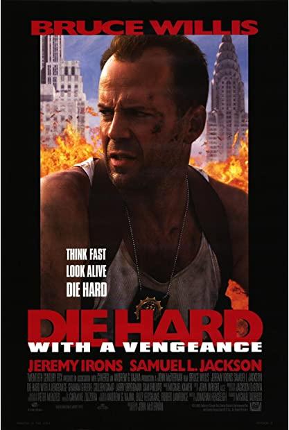 Die Hard with a Vengeance (1995) 720p BluRay x264 Dual Audio Hindi English AC3 - SP3LL
