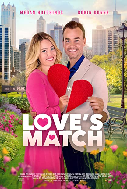 Loves Match 2021 (UpTv) 720P HDTV X264 Solar