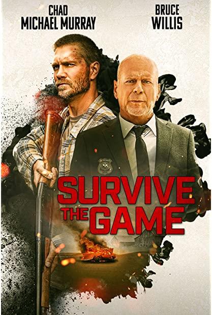 Survive the Game 2021 720p BluRay 800MB x264-GalaxyRG