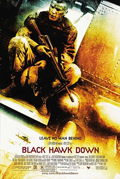 Black Hawk Down (2001) 720P Bluray X264 Moviesfd